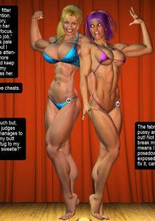 Mack at a Fitness Bikini Contest- Entropy image 2
