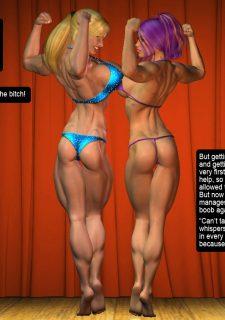 Mack at a Fitness Bikini Contest- Entropy image 3