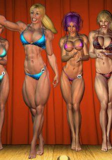 Mack at a Fitness Bikini Contest- Entropy image 4
