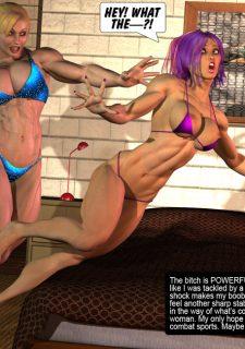 Mack at a Fitness Bikini Contest- Entropy image 7
