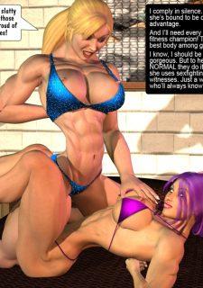 Mack at a Fitness Bikini Contest- Entropy image 10