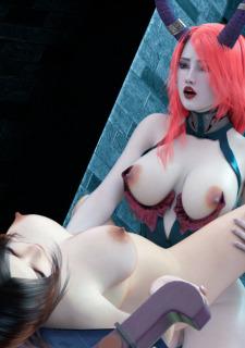 Mad Alyss 6- Dream's End- Amusteven image 54