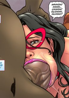 Major Wonder- Lust Alley – Superheroine image 156