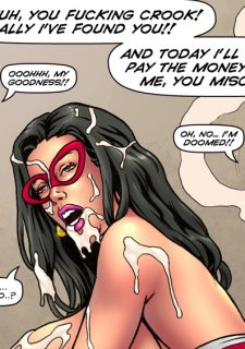 Major Wonder- Lust Alley – Superheroine image 169