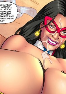 Major Wonder- Lust Alley – Superheroine image 177