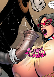 Major Wonder- Lust Alley – Superheroine image 186