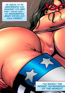 Major Wonder- Lust Alley – Superheroine image 209