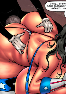 Major Wonder- Lust Alley – Superheroine image 224