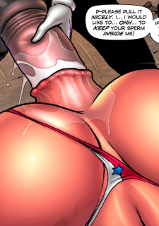Major Wonder- Lust Alley – Superheroine image 236