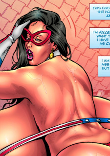 Major Wonder- Lust Alley – Superheroine image 239