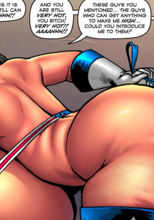 Major Wonder- Lust Alley – Superheroine image 254