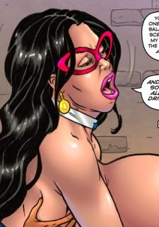 Major Wonder- Lust Alley – Superheroine image 31