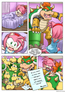 Mario and Sonic- Palcomix image 12