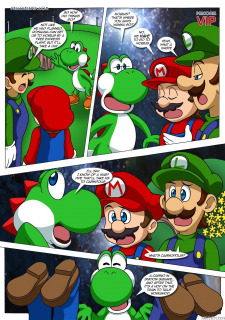 Mario and Sonic- Palcomix image 13