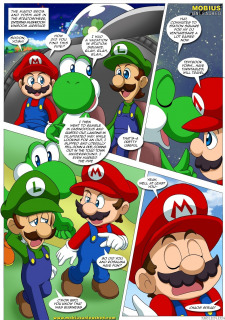 Mario and Sonic- Palcomix image 16