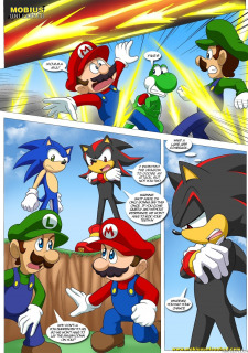 Mario and Sonic- Palcomix image 17