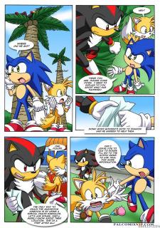 Mario and Sonic- Palcomix image 23