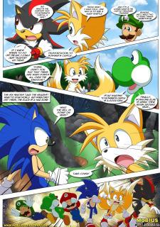 Mario and Sonic- Palcomix image 24