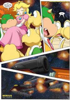 Mario and Sonic- Palcomix image 27