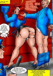 Mary Jane XXX (Spider-Man)- Wolverino image 5