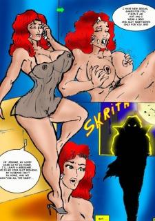 Mary Jane XXX (Spider-Man)- Wolverino image 7