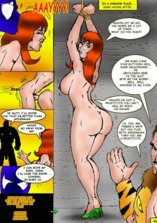 Mary Jane XXX (Spider-Man)- Wolverino image 14