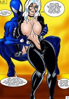 Mary Jane XXX (Spider-Man)- Wolverino image 21