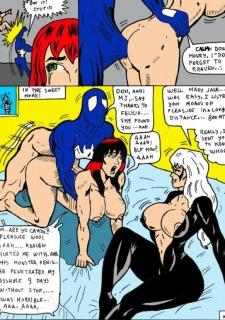 Mary Jane XXX (Spider-Man)- Wolverino image 23