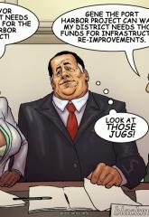 The Mayor- Bnw image 16