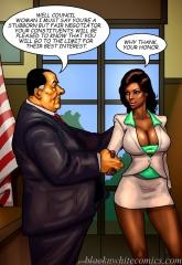 The Mayor- Bnw image 41