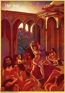 MCC- Oriental Gothic- Mind Control porn comics 8 muses