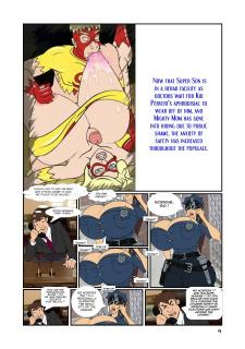 Meet'n'Fuck- Officer Juggs Thanksgiving Parade image 4