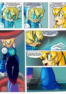 Megaman – Rock-Gal Comic #7 image 19