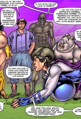 Alien Orgy Farm- Superheroine porn comics 8 muses