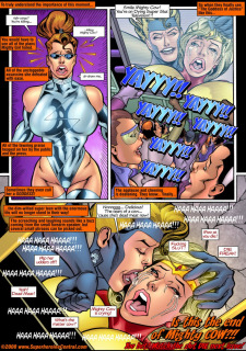 Mighty Girl Issue 1- Heart Pounding porn comics 8 muses