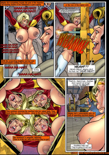 Mighty Girl Issue 2- Tears of a Cow image 11