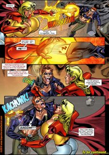 Mighty Woman Prime in Primary Target- Superheroine Central image 11
