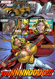 Mighty Woman Prime in Primary Target- Superheroine Central image 15