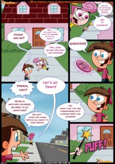 Milf Catcher's- Fairly OddParents image 18