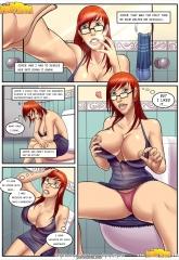 Milftoon- Boobs 2 porn comics 8 muses