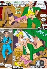 Millftoon- Blondie image 04
