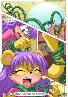 Mina's Tentacle Trouble image 03