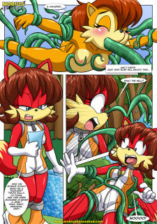 Mina's Tentacle Trouble image 11