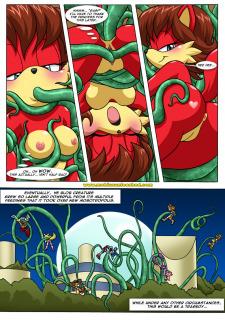 Mina's Tentacle Trouble image 12