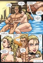 Lost Weekend 02- MCC porn comics 8 muses