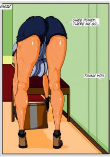 Misadventures of Britney Bunns- Test Subject image 6
