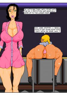Misadventures of Britney Bunns- Test Subject image 17