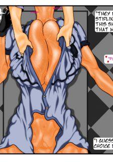 Misadventures of Britney Bunns- Test Subject image 42