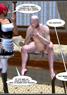 Misadventures Of Sissy- Crazyxxx3D World image 6