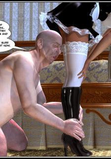 Misadventures Of Sissy- Crazyxxx3D World image 12